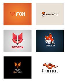 35 Fox Logo Design Inspiration