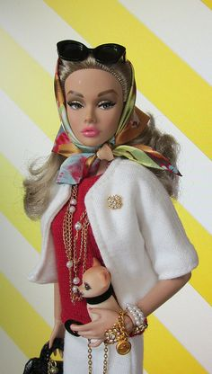 Poppy Parker FR Young Sophisticate | Flickr - Photo Sharing!