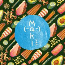 This is the most fun and crazy and creative website for a Sushi Restaurant (^a^) ever!!!
