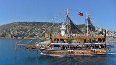 Boat Tour Alanya