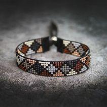 Ethnic bracelet - beading - Andulo