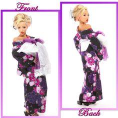 Oiran Yukata Style. Japanese Cotton, Yukata, Kawaii Fashion, Summer Wear, Geisha, All Things, Kimono, How To Wear, Style