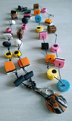 FIMO sweets and real sweets :) Englanninlakua FIMOna ja oikeana namuna :)