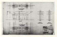 Pórtico tipo y Pórtico doble Le Corbusier, Floor Plans, Diagram, Architecture, Floor Plan Drawing, House Floor Plans