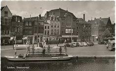 leiden steenstraat 1956 | Flickr - Photo Sharing!