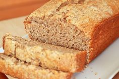 *Applesauce Cinnamon quick bread.  If you love cinnamon this is for you. Next time I'd use less; it was a little to strong for me.