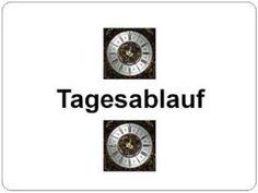 Deutsch lernen mit Videos: Trennbare Verben im Perfekt
