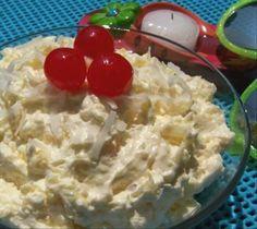 pina colada salad