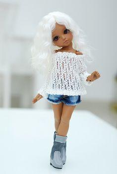 new girl-momocolor lucy by ☂ Haru(No FM) on Flickr.   (via sagittarius-dolls-deactivated20)
