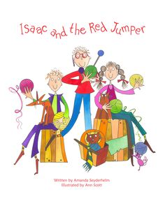 Isaac and the Red Jumper cover