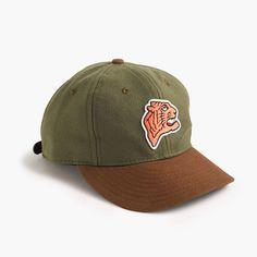 6390d109bb1 Ebbets Field Flannels® for J.Crew Los Angeles Angels (PCL) bull denim ball  cap