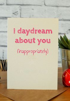 I love you with my whole heart and my LADY PARTS Funny Valentines Day card  Romance Card dirty card anniversary card funny love cards naughty | Cards,  ...