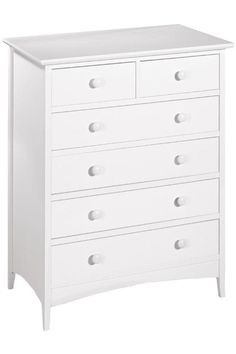 "Hawthorne 37""W 4 + 2 Drawer Chest  Classic Shaker-Style Design Graces This Chest of Drawers  $549  Item # 30640"