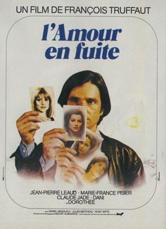 EL AMOR EN FUGA (1979) - Truffaut