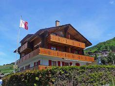 Bergfink Zwitserland, Wallis, Grächen Vakantiehuis,4 personen,2 slaapkamers