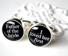 Cufflinks | Father of the Bride