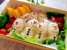 Olaf onigiri
