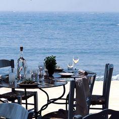 World's Best Restaurant Views: Notios at Almyra; Paphos, Cyprus