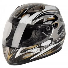 G-Mac Scirocco Motorcycle Helmet  Description: The G-Mac Scirocco Motorcycle Crash Helmets are packed       with features..              Specifications include                                                          Customise- Custom designed polycarbonate injected shell.                                      Personal Touch- EPS...  http://bikesdirect.org.uk/g-mac-scirocco-motorcycle-helmet-8/