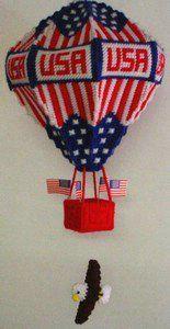 USA Patriotic Balloon