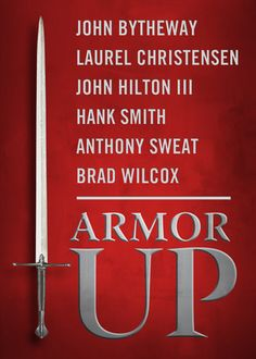 In this compact yet powerful book, today's most beloved youth speakers explain how wearing that spiritual armor can not only help youth face difficult challenges in life, but also conquer them. Lds Books, Books To Read, John Hilton, John Bytheway, Spiritual Armor, Lds Seminary, Lds Youth, Personal Progress, Youth Activities