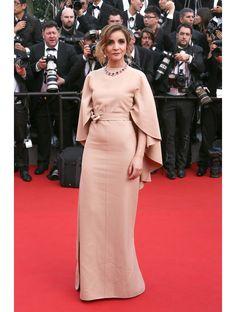 Clotilde Courau Robe Valentino Couture