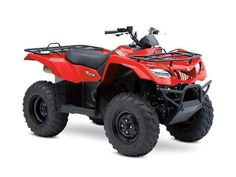 New 2015 Suzuki KingQuad 400FSi ATVs For Sale in Maryland. 2015 Suzuki KingQuad 400FSi, The KingQuad 400FSi comes loaded with hard-working features to support you no matter what task you've set your mind to. An impressive amount of torque and incredibly wide power band will help you charge through whatever chores or trails are in front of you. Easily switch between two and four-wheel drive modes to optimize performance on this aggressively styled semi-automatic four wheeler. A five-speed…