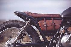 Fischadler F - bike build - Motorrad Suzuki Cafe Racer, Cafe Racers, Inazuma Cafe Racer, Triumph Motorcycles, Cool Motorcycles, Vintage Motorcycles, Vespa Vintage, Motos Vintage, Vintage Bikes