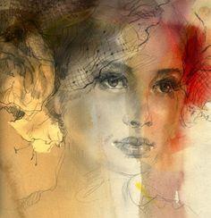 """Sense of a Woman 6"" by Anna Razumovskaya"