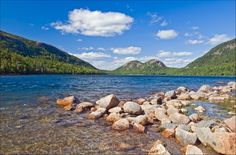 The forgotten lakes of Acadia National Park