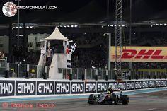 Con acento mexicano. Checo, el exorcista, por Chacho López #F1 #Formula1 #AbuDhabiGP