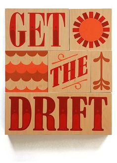 Get the Drift  Jeff Canham http://www.jeffcanham.com