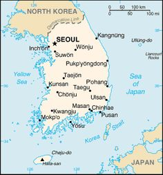 Live in Korea - Lived in Kunsan South Korea for 1 year (while in the AF)