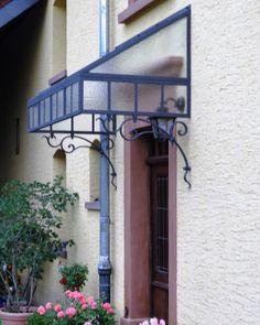 Kunstschmiede Unterrainer | Vordächer
