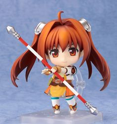 Buy PVC figures - The Legend of Heroes Trails in the Sky Second Chapter PVC Figure - Nendoroid Estelle Bright - Archonia.com