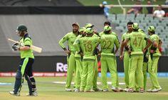 Ireland v Pakistan: Cricket World Cup – live!