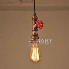 Luxurious light pendants, black pendant light of different crystal design, find your favorite  loft vintage edison pendant lights personalized bar lighting industrial vintage water pipe pendant lamp e27 black/copper lamps from fast_kk and enjoy the new look of your house with pendant lights for kitchen.