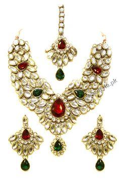 kundan by indian jewels