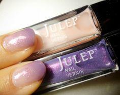 julep maven classic with a twist march 2012  jennifer + brooke