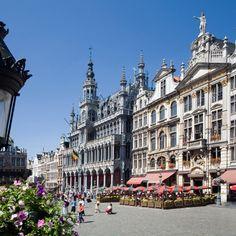 Cultuurrijk Brussel wordt een unieke belevenis vanuit Martin's Central Park**** inclusief ontbijt, bubbels en privéjacuzzi voor €79,- p.p. (waarde €170,-)