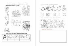 Materiale didactice de 10(zece): Fişă de evaluare iniţială, clasa pregătitoare-C.L.R. Worksheets, Diagram, Bullet Journal, Teaching, Blog, Assessment, Magic, Blogging, Literacy Centers