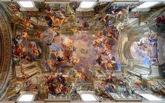 Fresco by Andrea Pozzo