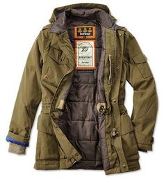 Barbour Waterproof Military Field Jacket / Barbour® Hemble Jacket -- Orvis