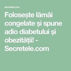 Folosește lămâi congelate și spune adio diabetului și obezității! - Secretele.com