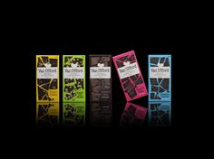 New visual identity for Van Ufford chocolate company in Ystad