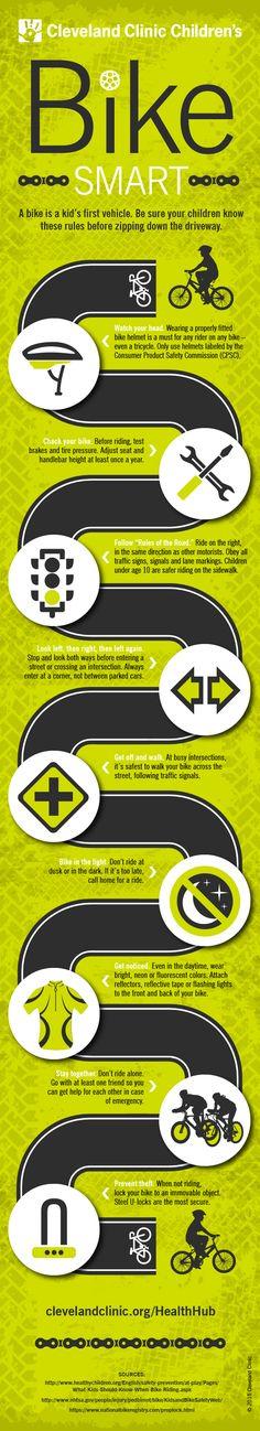 BENTLEY INVESTIGATIONS --9 tips to help your kids bike smart