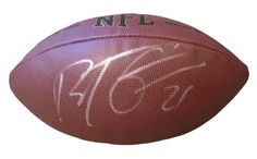 Brent Grimes Autographed NFL Wilson Composite Football, Proof Photo. Brent Grimes Signed NFLFootball, Tampa Bay Buccaneers, Miami Dolphins, Atlanta Falcons,Proof  This is a brand-new Brent Grimesautographed NFL Wilson composite football. Brent signed the footballin silverpaint pen.Check out the photo of Brent signing for us. ** Proof photo is included for free with purchase. Please click on images to enlarge. Please browse our websitefor additional NFL & NCAA footballautographed...