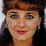 Nombre: ALINA BRYK  Nacionalidad: Polaca  Edad: 39 años