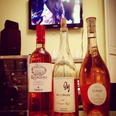 Screw the rose ceremony. Our rosé ceremony is way better. But at least this Bachelorette is a grapefriend.