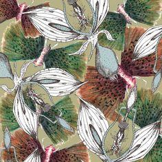 Surface Pattern Design - Laura Potter